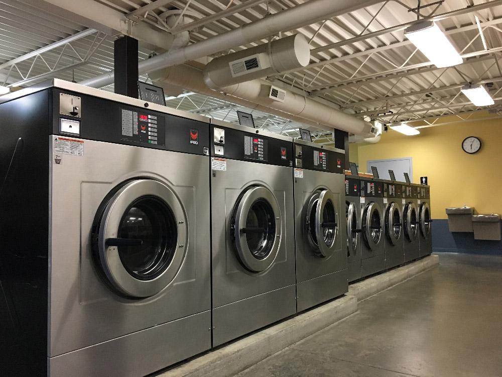 Imonex acceptors on your Ipso washers