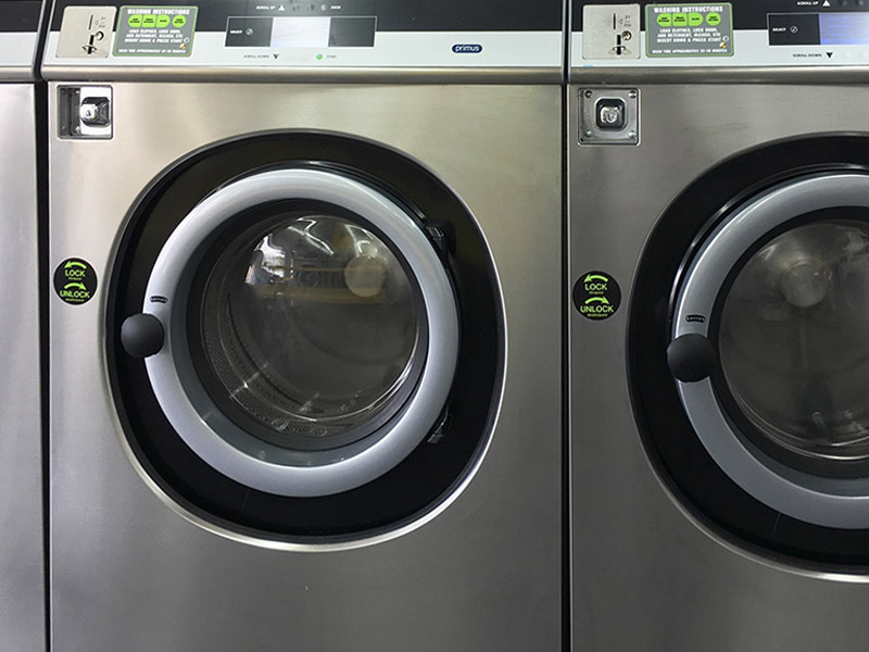 Imonex acceptors on your Ipso washers