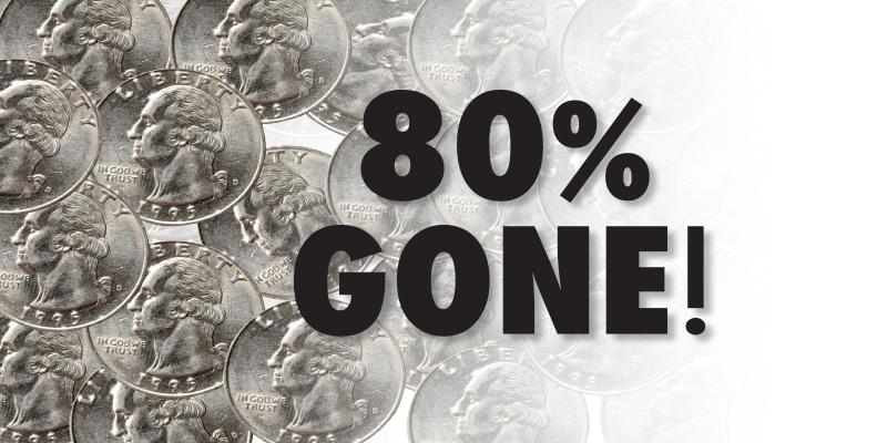 Imonex Coin & Token Acceptors - Hitting the Big 8-0 -